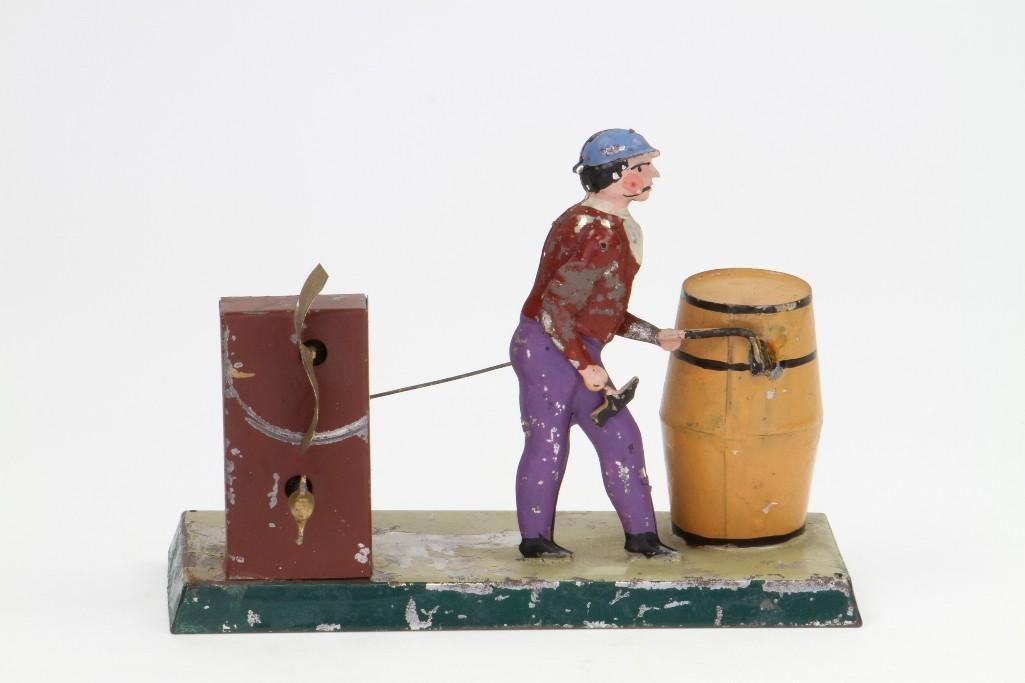 Barrel Maker Toy