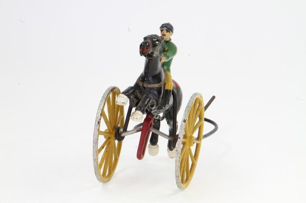 Racing Horse Push Toy - 2