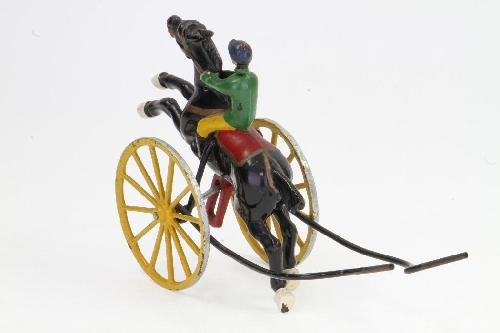 Racing Horse Push Toy - 4