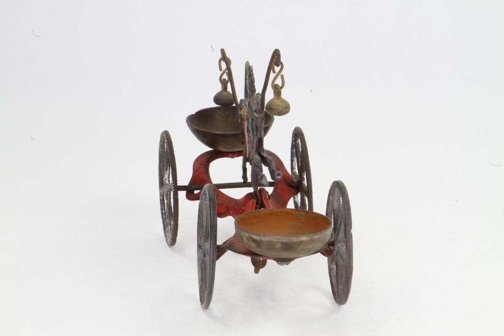 Clown Bell Ringer Pull Toy - 3