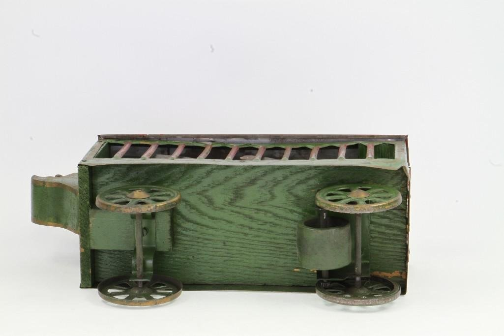 Motorized Circus Animal Cage - 6
