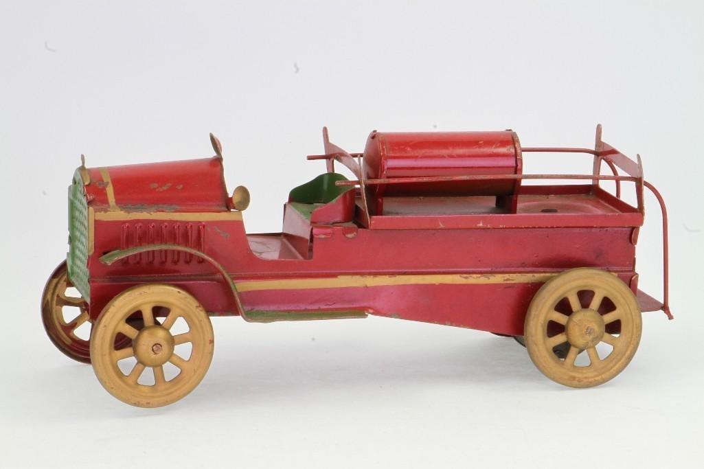 Dayton Fire Pumper - 3