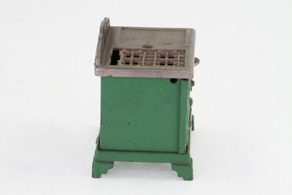 Cast Iron Stove - 4