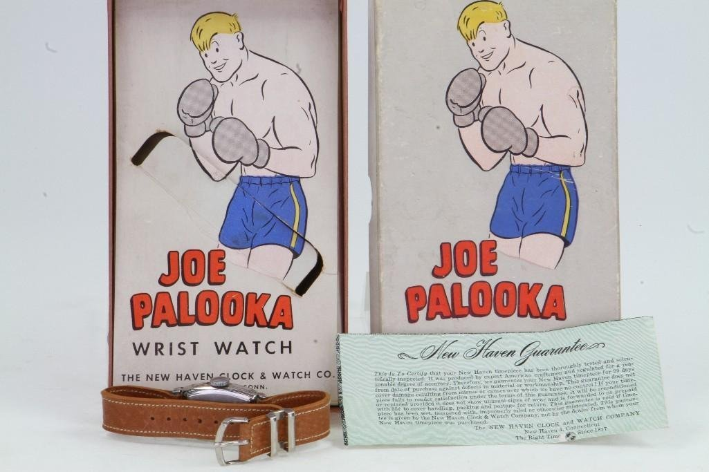 Joe Palooka Wrist Watch - 2