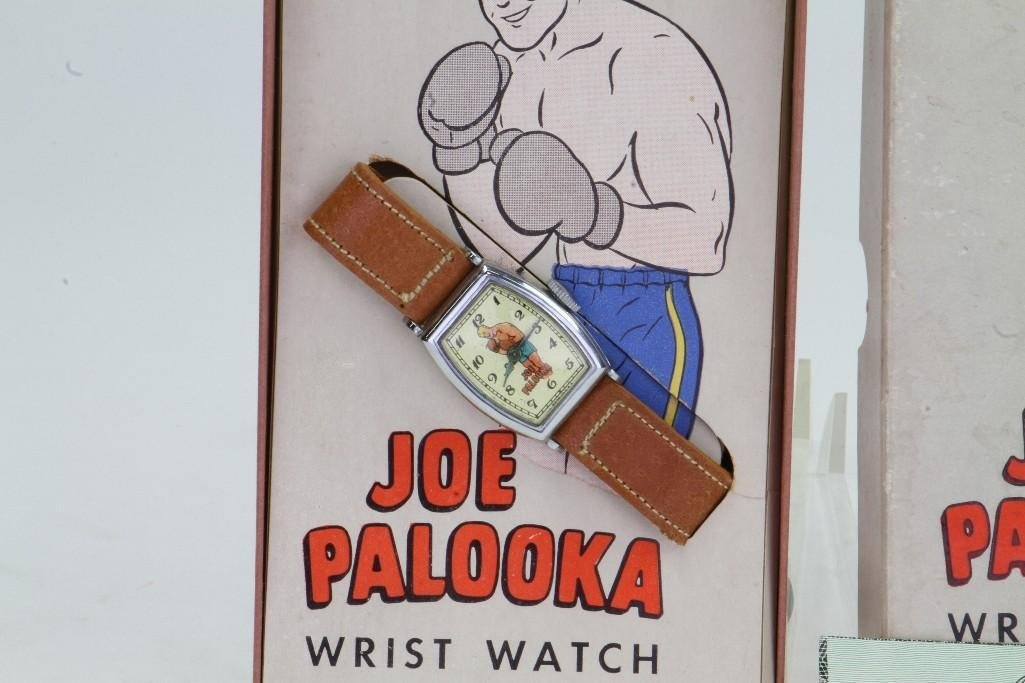 Joe Palooka Wrist Watch - 3