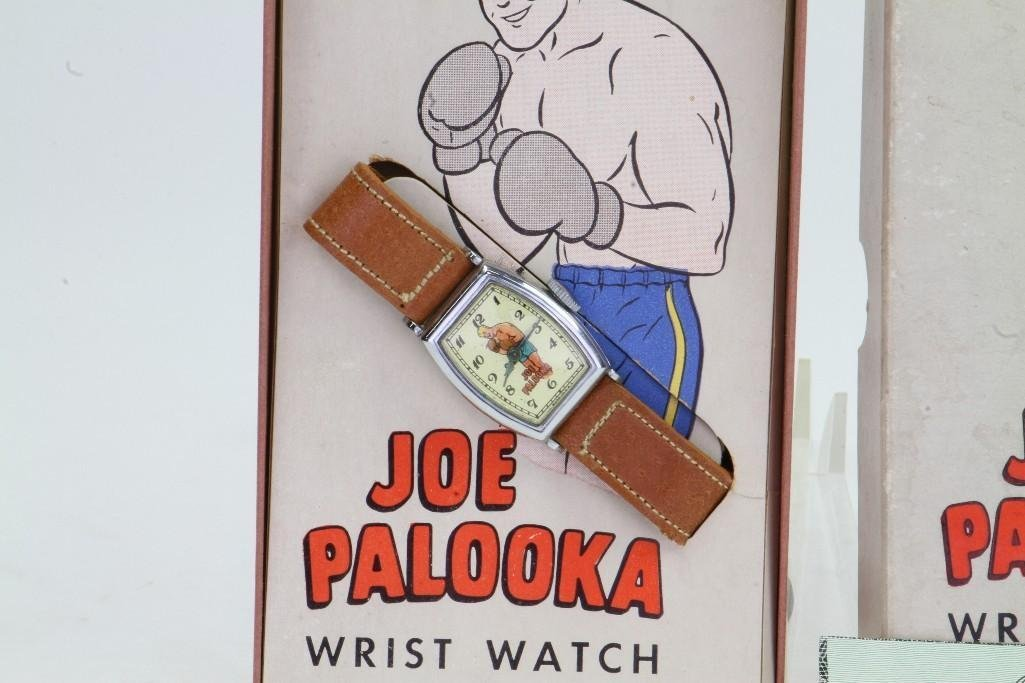 Joe Palooka Wrist Watch - 4