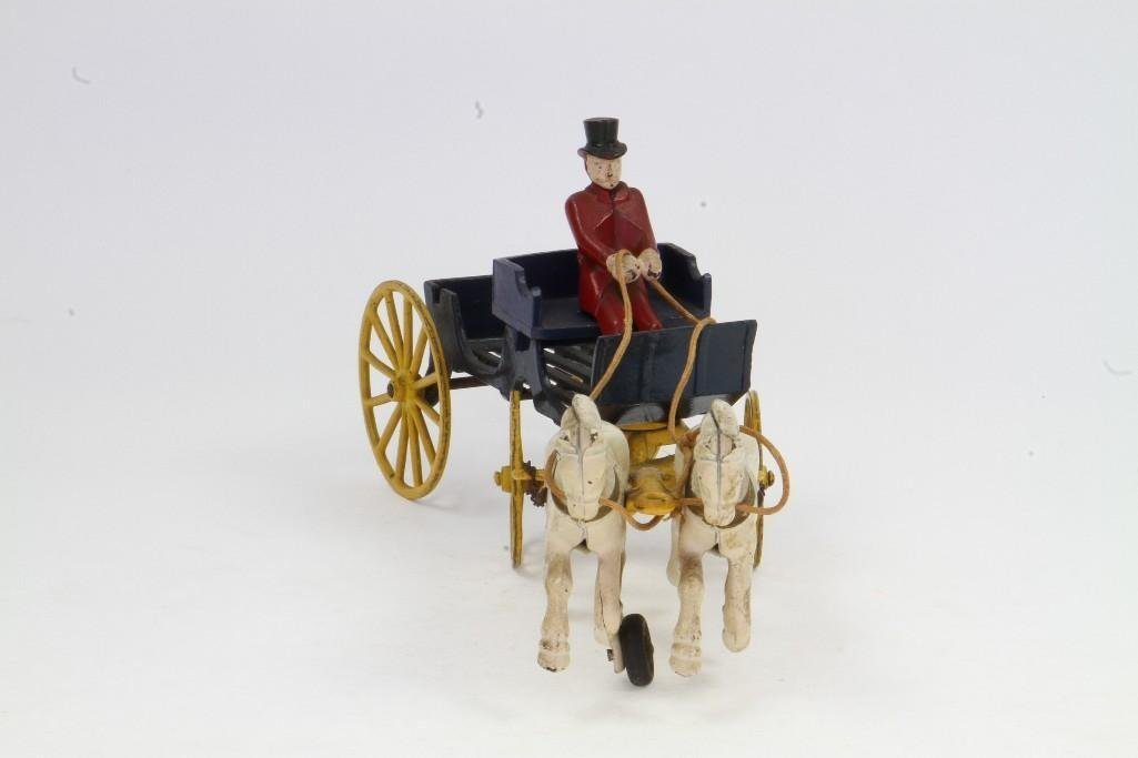 Horse Driven Carriage - 2
