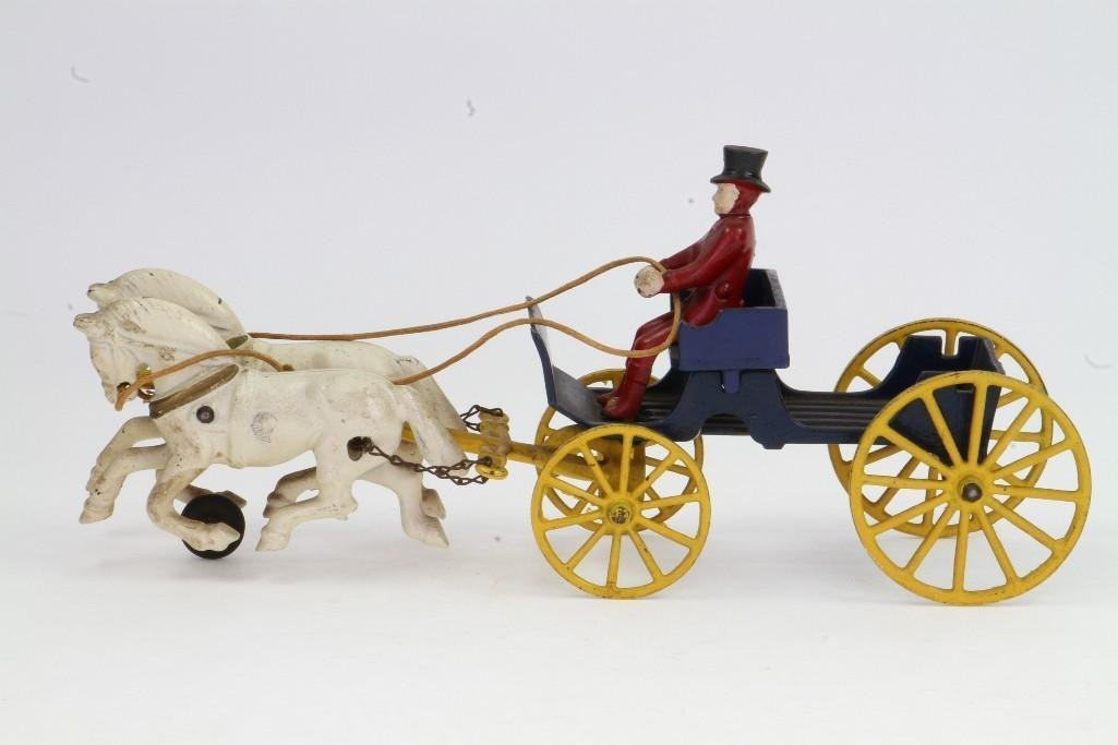 Horse Driven Carriage - 3
