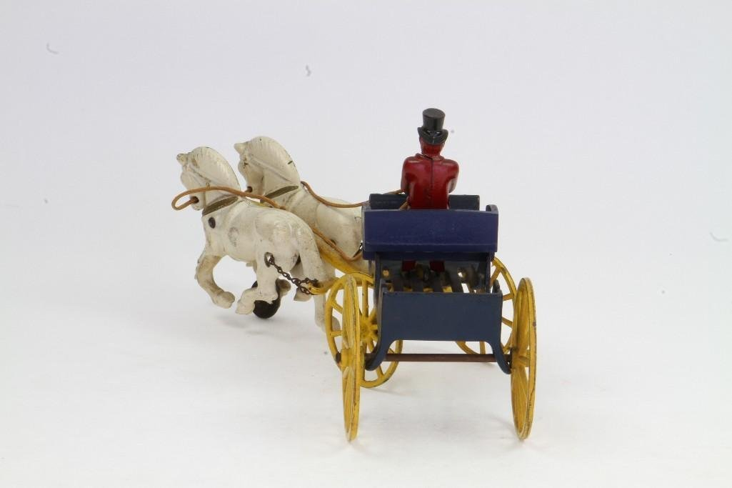Horse Driven Carriage - 4
