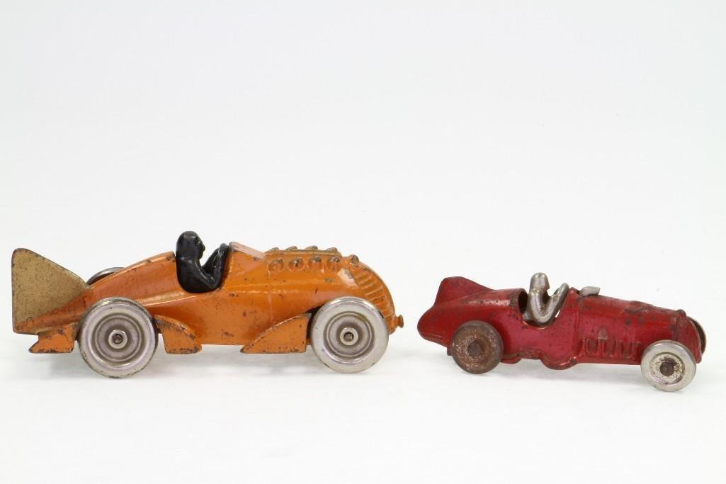 (2) Race Cars