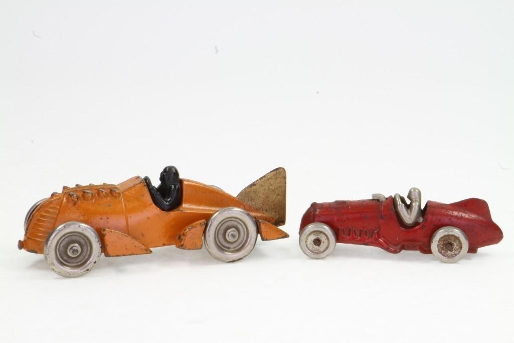 (2) Race Cars - 2