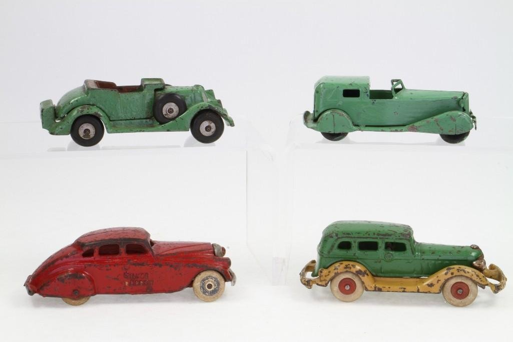 Lot of 1920's Autos