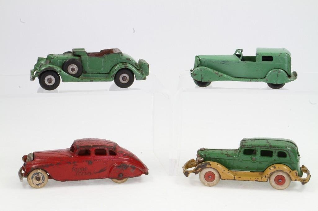 Lot of 1920's Autos - 2