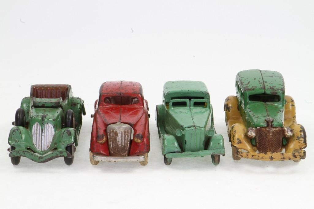 Lot of 1920's Autos - 3