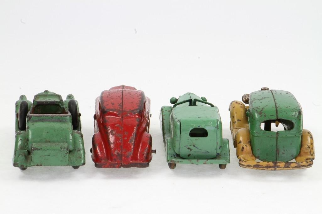 Lot of 1920's Autos - 4