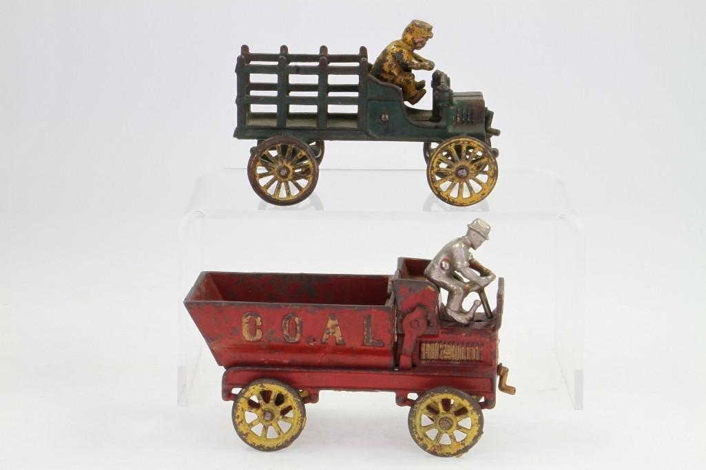 Circa 1915 Trucks