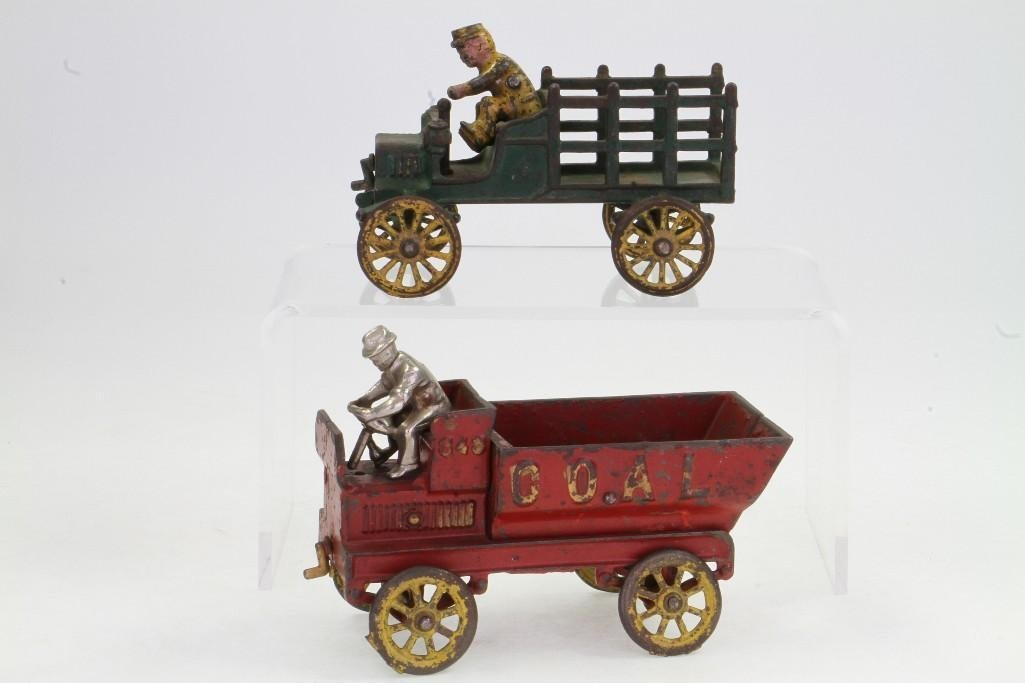 Circa 1915 Trucks - 2