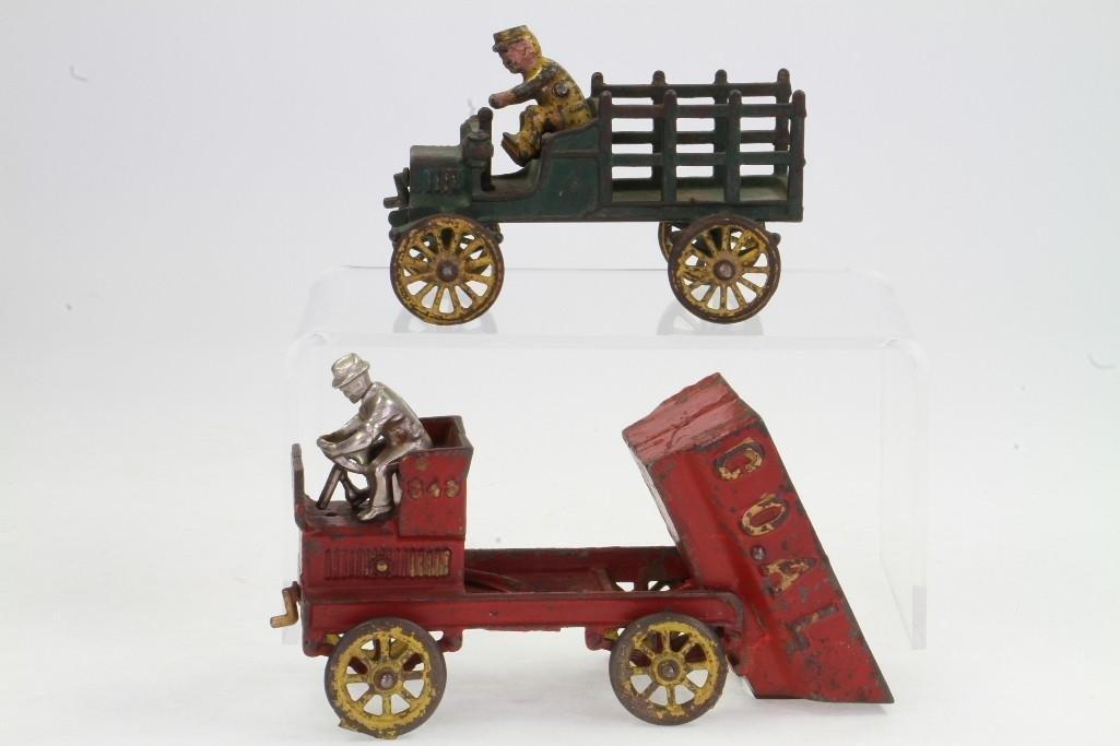Circa 1915 Trucks - 3
