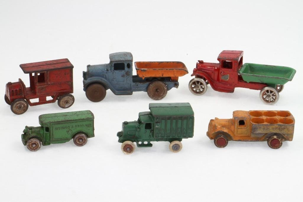 Assorted Trucks - 2
