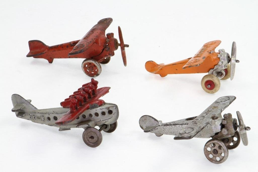 Lot of (4) Early Aircraft