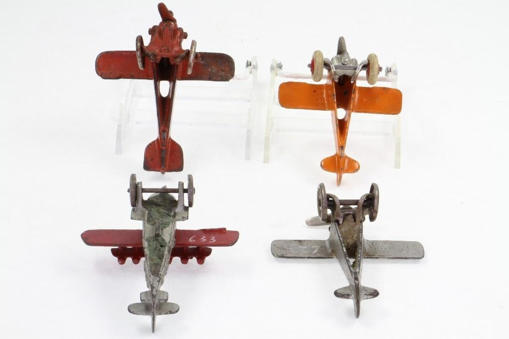 Lot of (4) Early Aircraft - 3