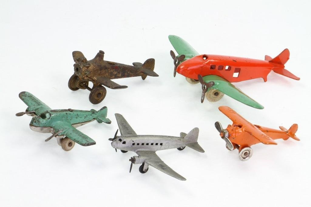 (5) Piece Aircraft Lot - 2