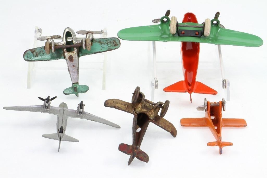 (5) Piece Aircraft Lot - 3