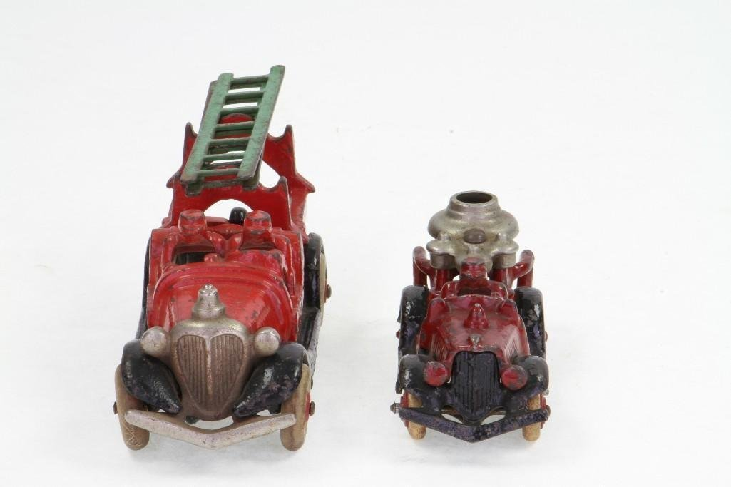 Fire Trucks - 3