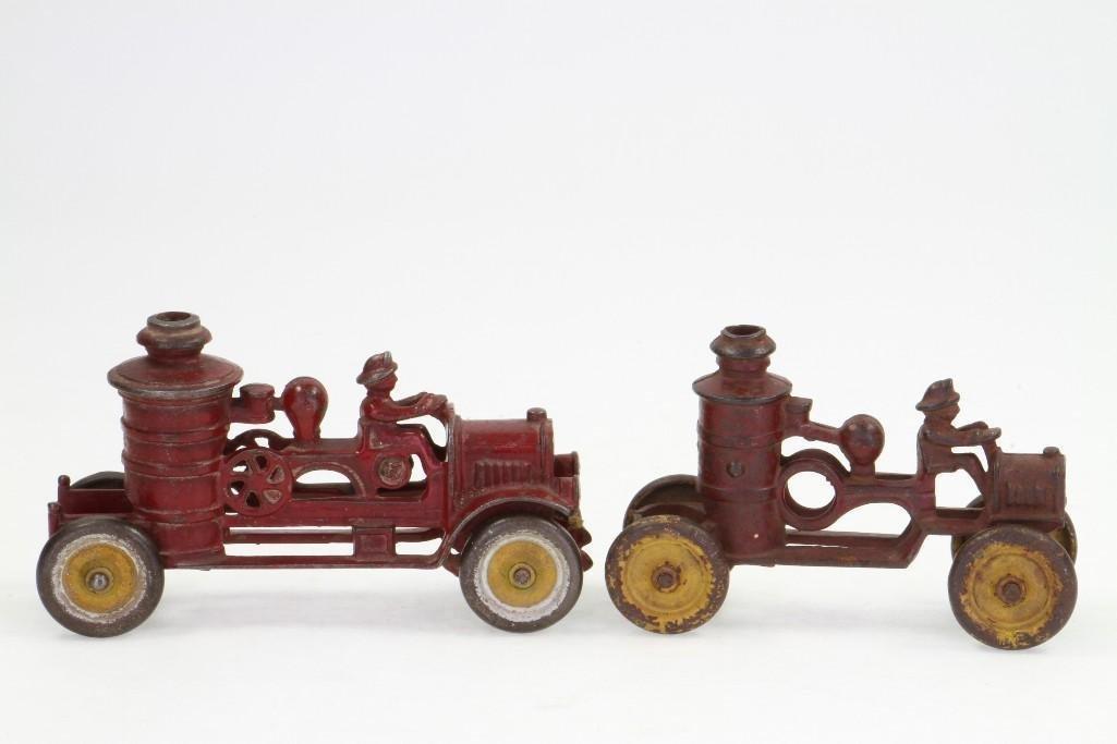 Fire Pumper Trucks