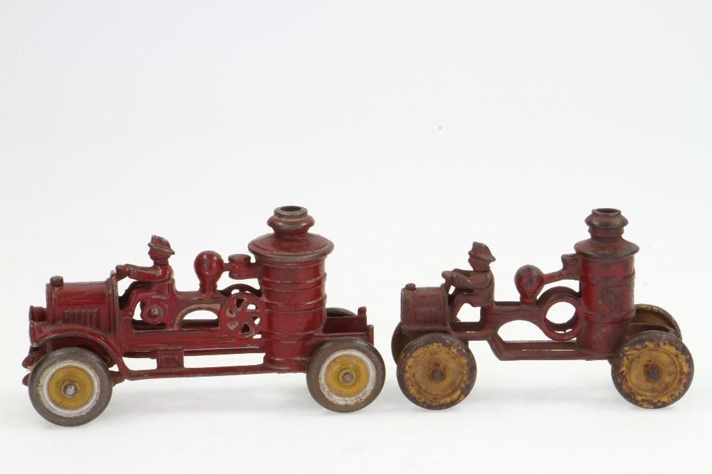 Fire Pumper Trucks - 2