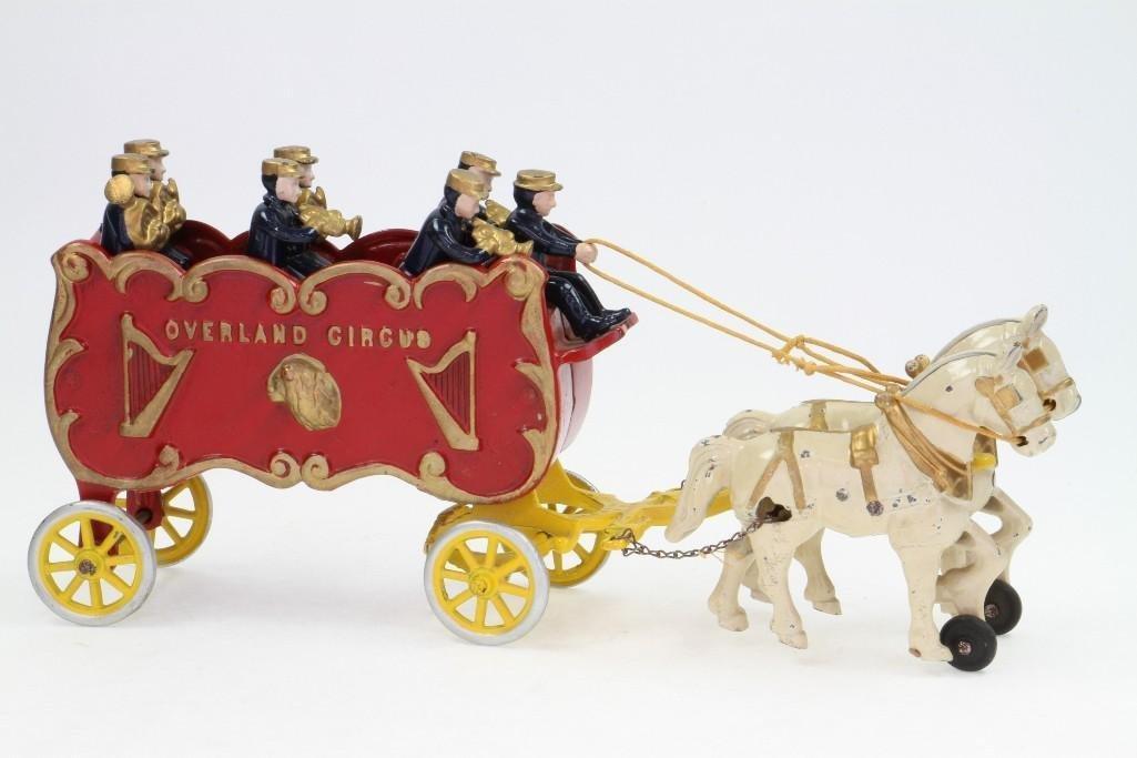 Overland Circus Wagon