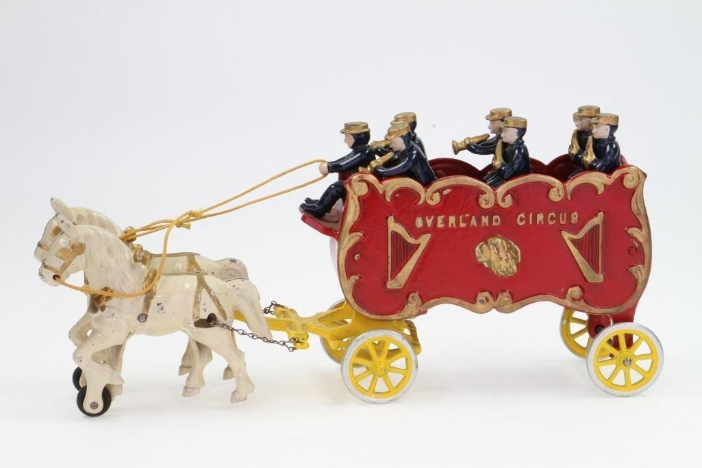 Overland Circus Wagon - 2