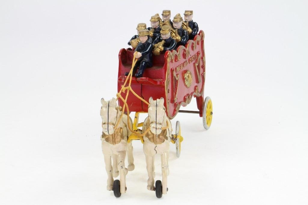 Overland Circus Wagon - 3
