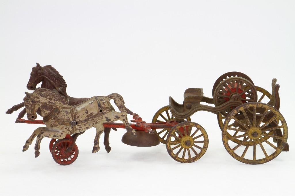 Fire Hose Wagon