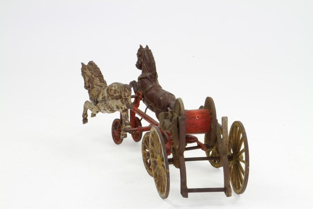 Fire Hose Wagon - 2