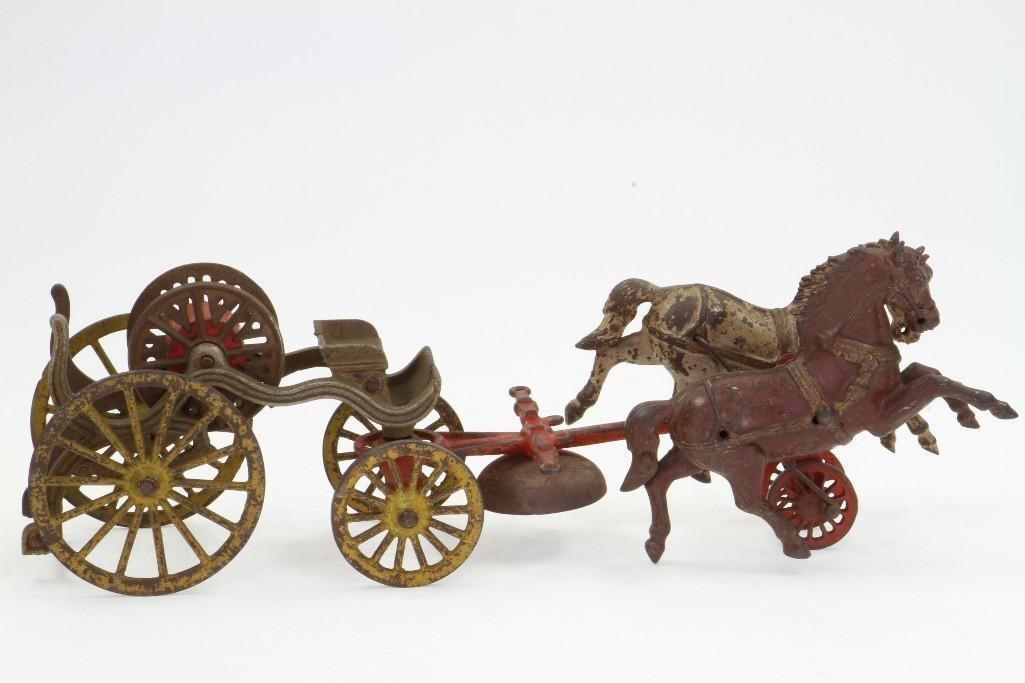 Fire Hose Wagon - 3