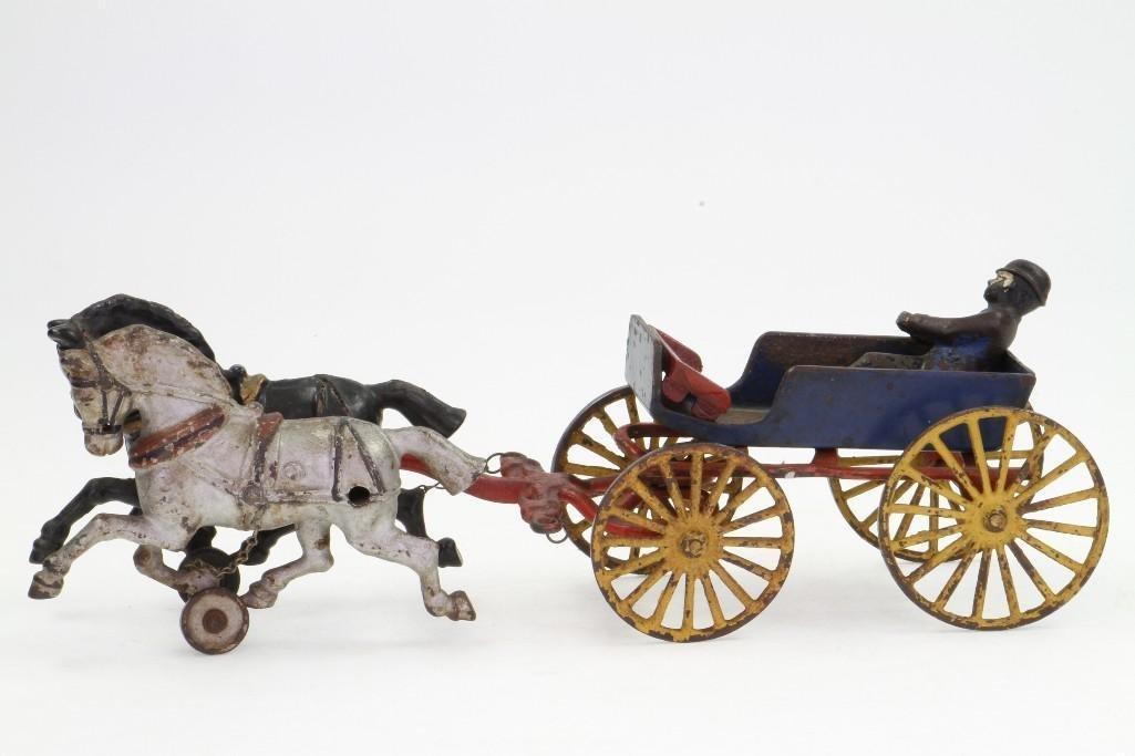 Horse Drawn Goods Wagon - 3