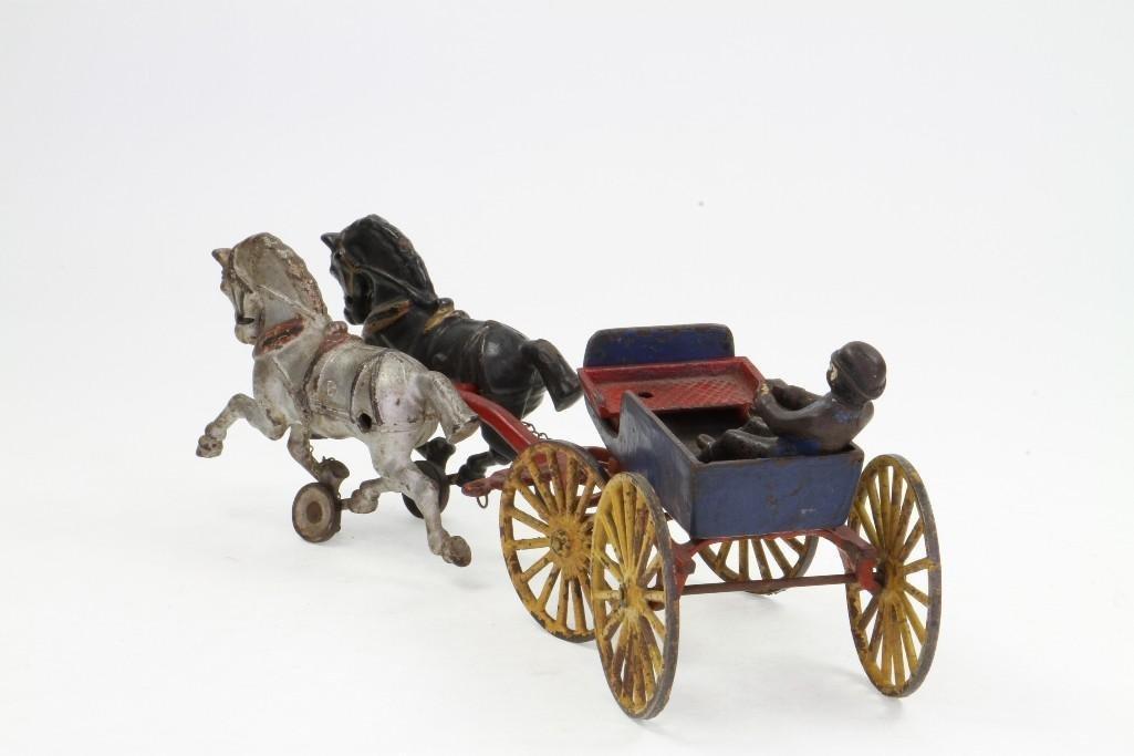 Horse Drawn Goods Wagon - 4