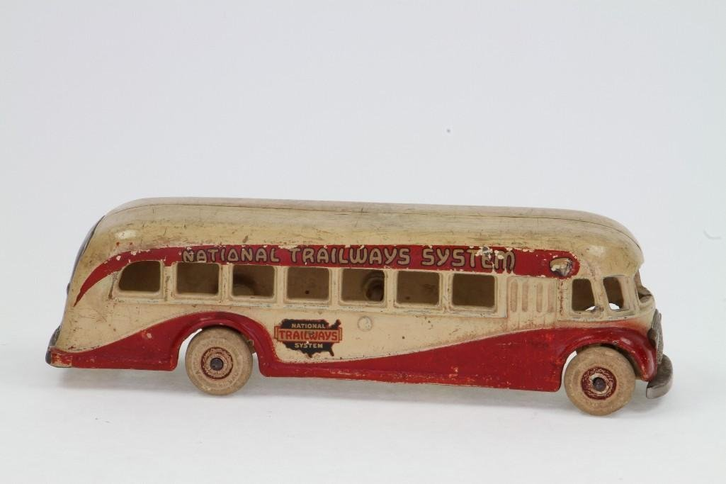 National Trailways Bus - 2