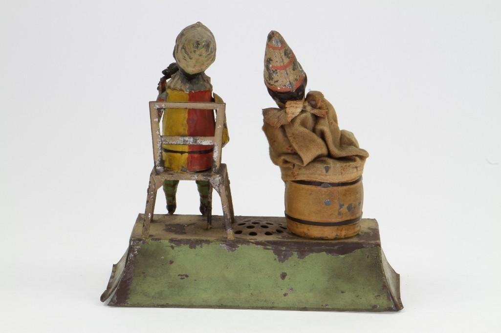 Seated Musician Figures - 2