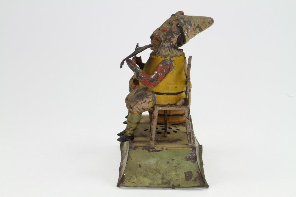 Seated Musician Figures - 3