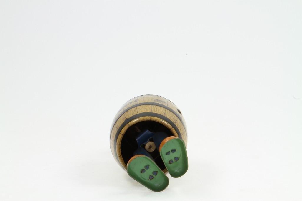 Popeye in a Barrel - 3
