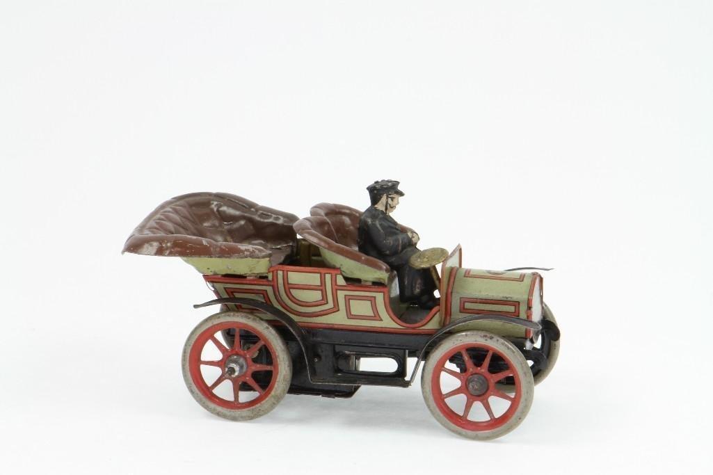 Touring Automobile