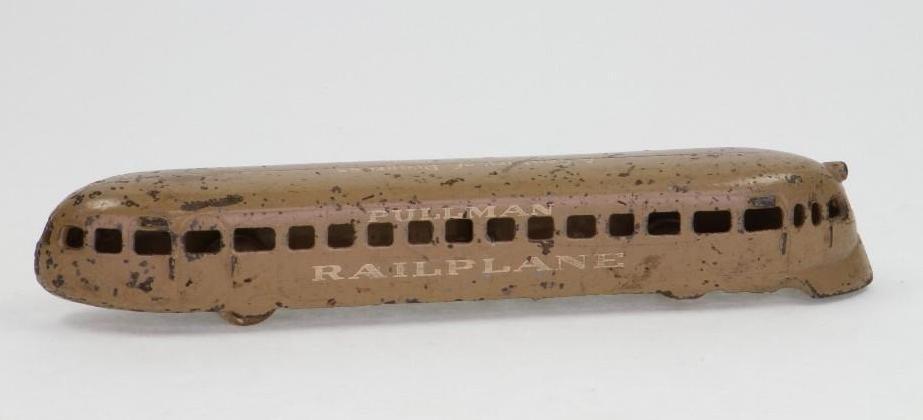 Century of Progress Rail Plane