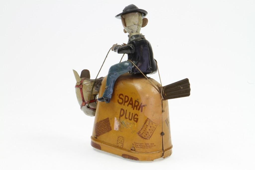 Barney Google Riding Spark Plug - 4