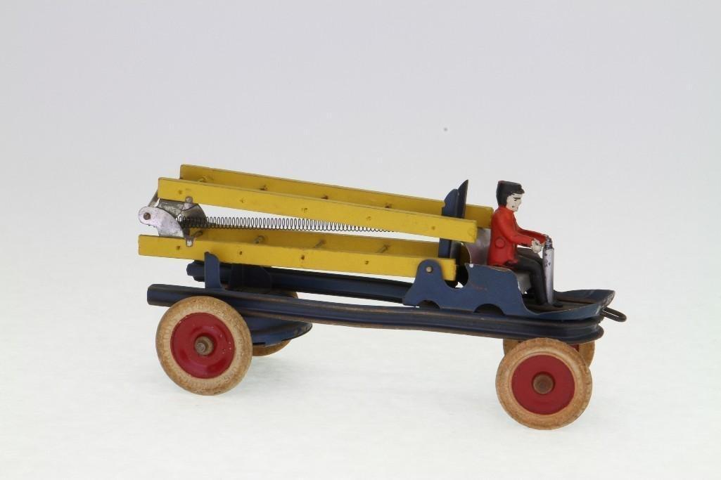 Fireman Ladder Truck