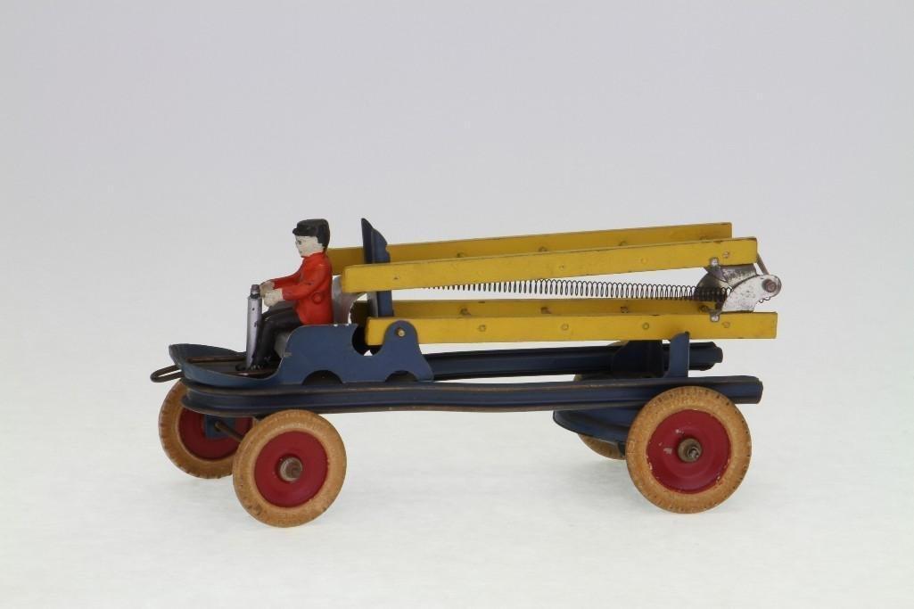 Fireman Ladder Truck - 2
