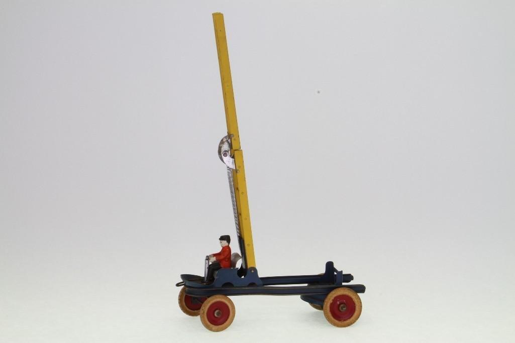 Fireman Ladder Truck - 3
