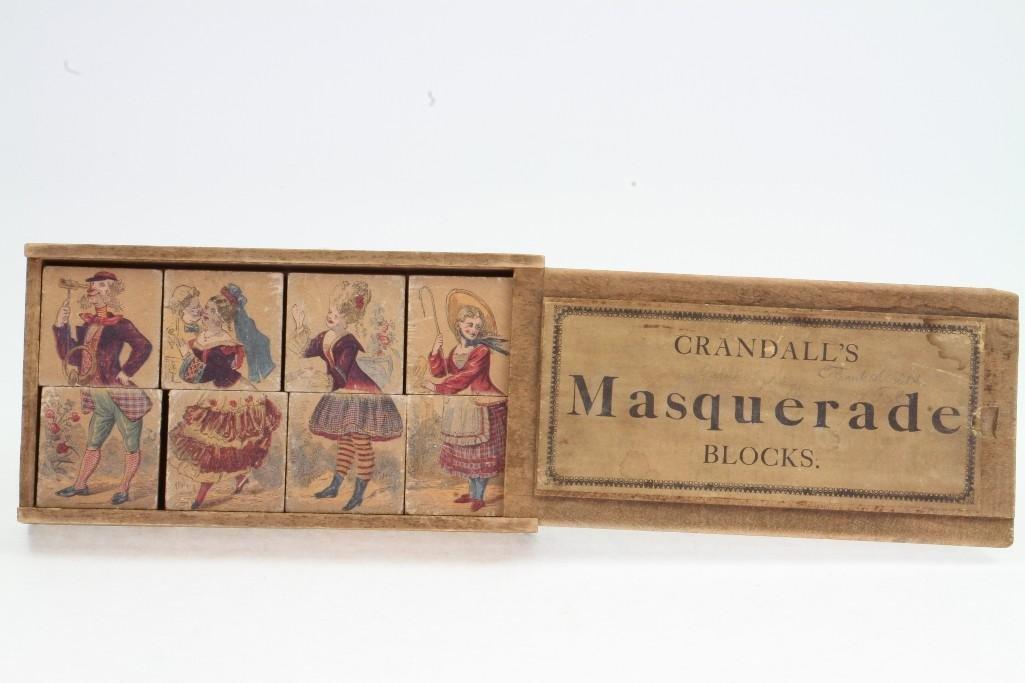 Crandall's Masquerade Block Set