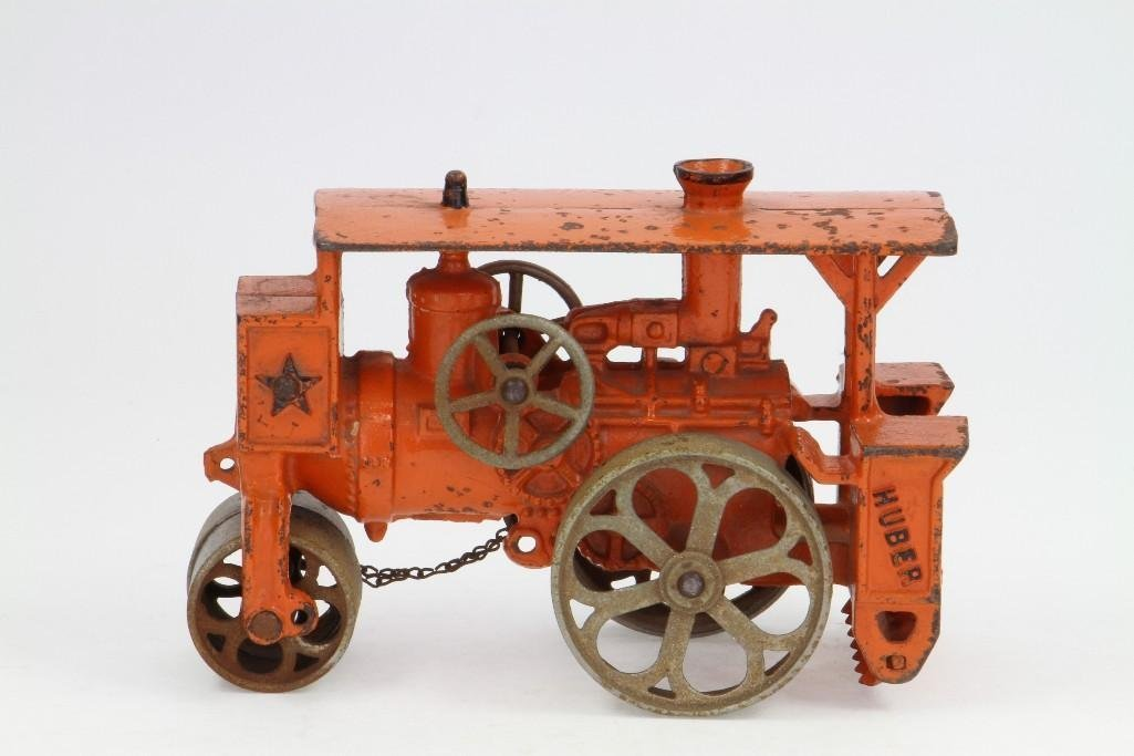 Huber Steam Roller